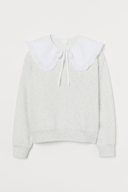 H&M - Sweat col Claudine