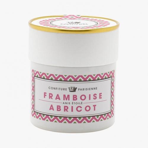 La Confiture Parisienne - Confiture Abricot/Framboise