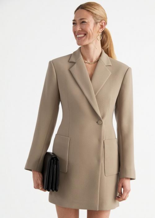 & Other Stories - Robe blazer