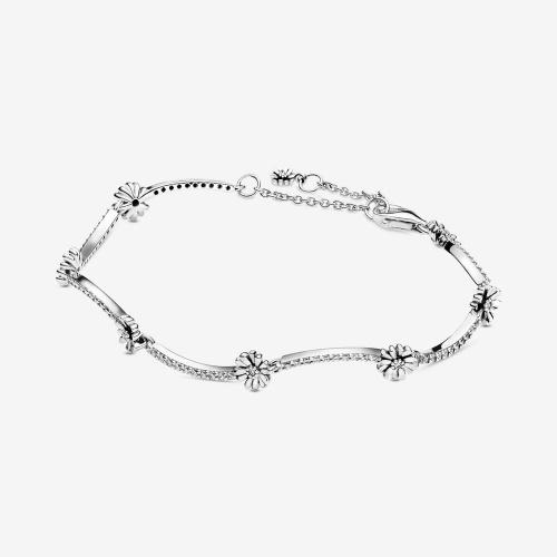 Pandora - Bracelet Marguerite Scintillant