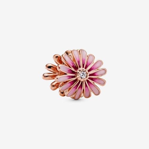 Pandora - Charm Marguerite Rose