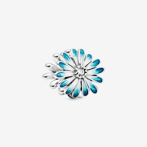 Pandora - Charm Marguerite Bleu