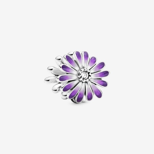 Pandora - Charm Marguerite Violette