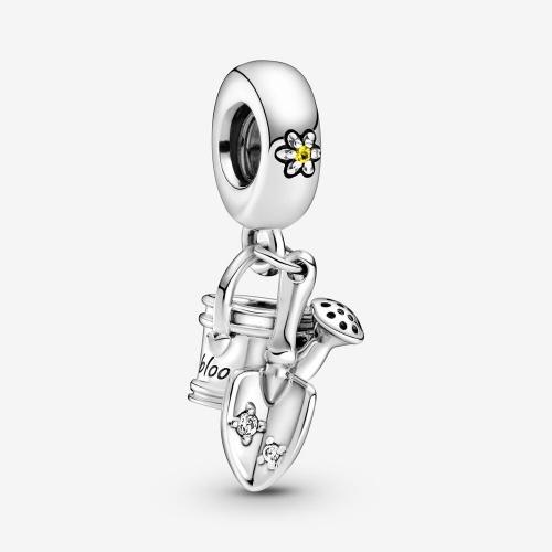 Pandora - Charm Pendant Arrosoir et Truelle