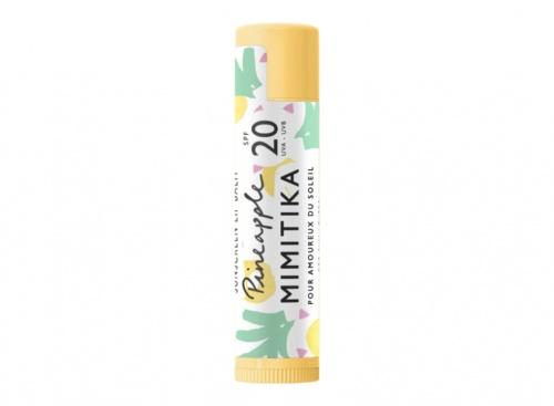 Mimitika - Stick lèvres ananas SPF20