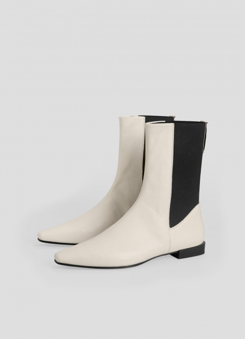 Vagabond - Boots blanche
