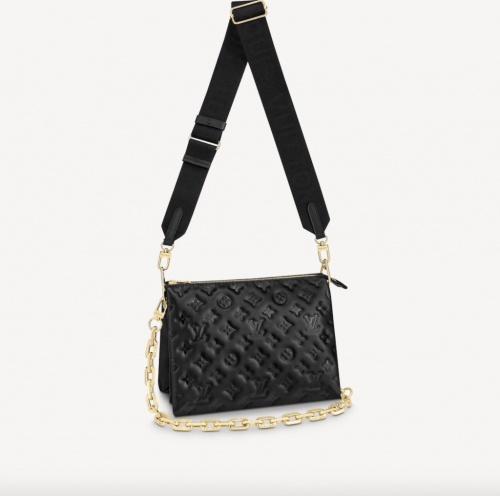 Louis Vuitton - Sac Coussin PM Noir