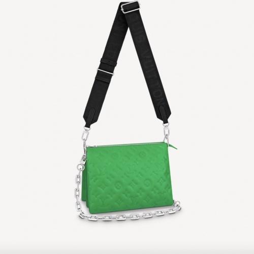Louis Vuitton - Sac Coussin PM Vert