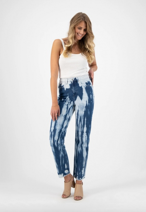 MUD Jeans - Jean tie and dye