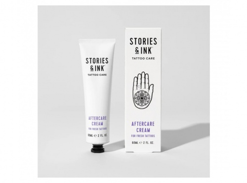 Stories & Ink - Soin Tatouage - Aftercare Cream