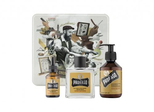 Proraso - Coffret Barbe Wood & Spice