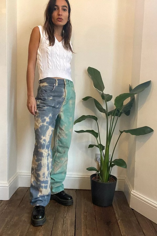 BDG - Jean Tie and Dye