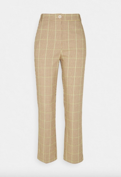 Patrizia Pepe - Pantalon tailleur à carreaux