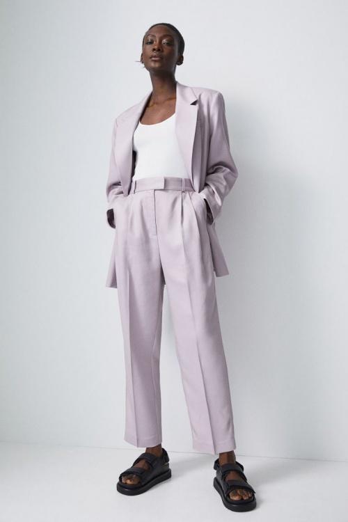 H&M - Pantalon avec plis