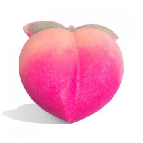 Lush - Bombe de bain Peachy
