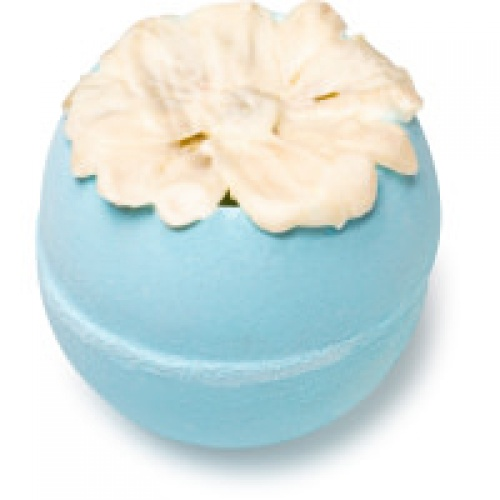 Lush - Bombe de bain Floating Flower