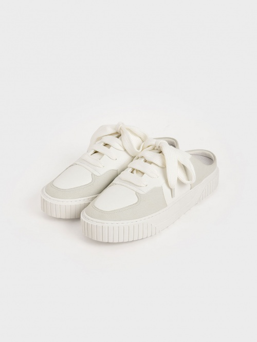 Charles&Keith - Sneakers blanches