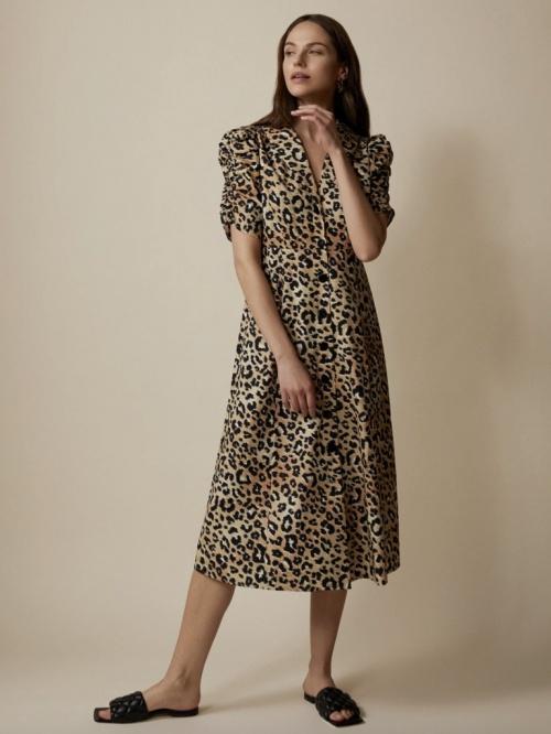 Kitri - Robe léopard