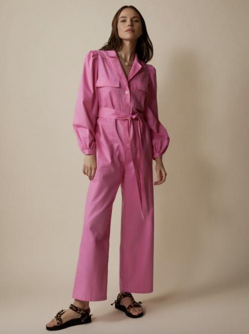 Kitri - Combinaison-pantalon rose