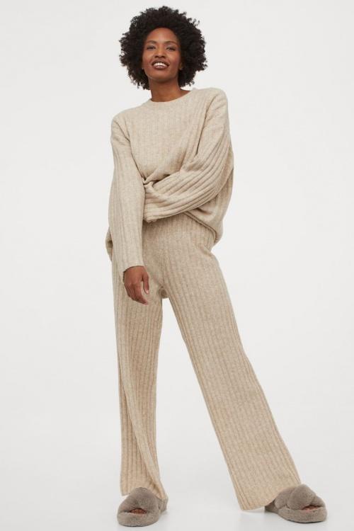 H&M - Pantalon en laine