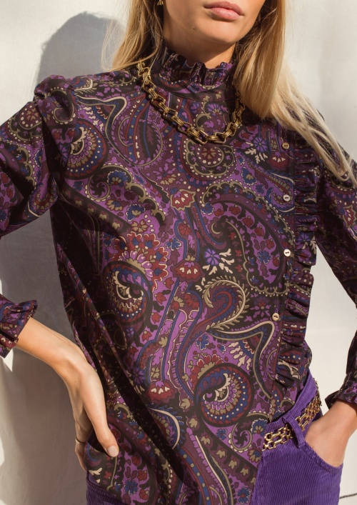 Naze Paris - Blouse