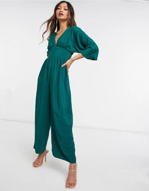 ASOS - Combinaison jupe-culotte