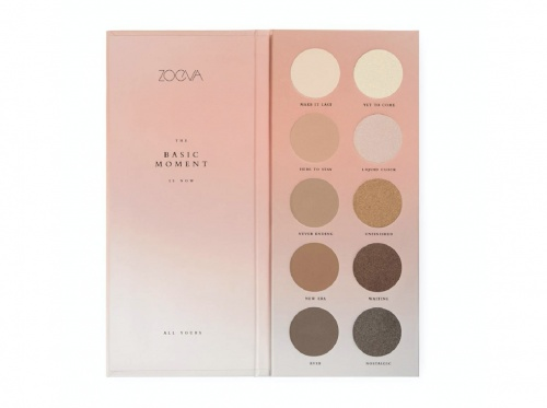 Zoeva - Basic Moment