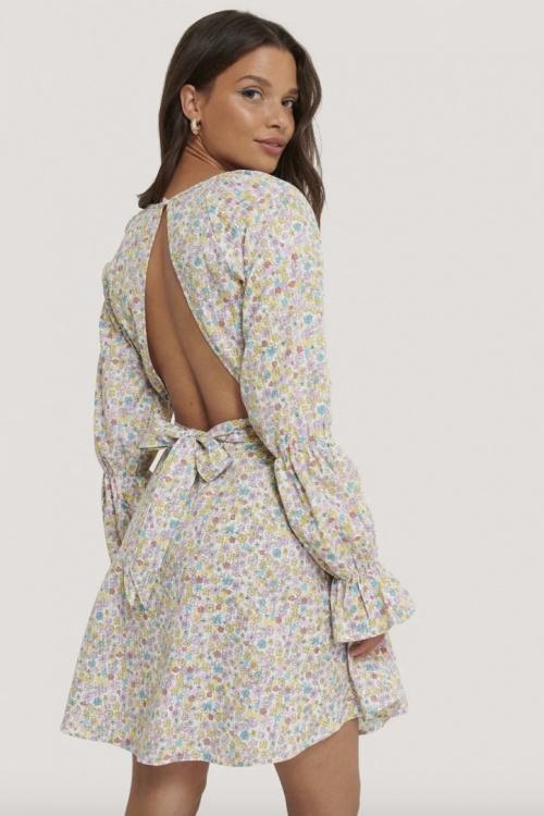 Nakd - Robe courte fleurie