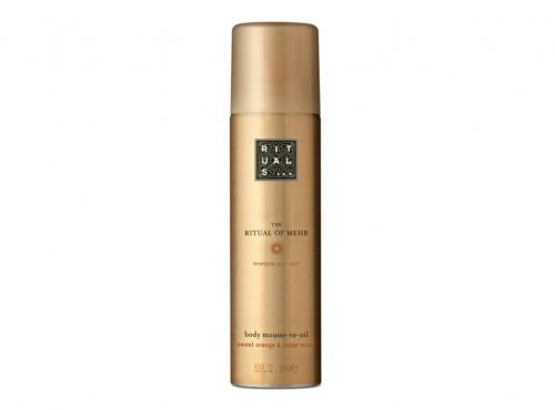 Rituals - Body Mousse-to-oil