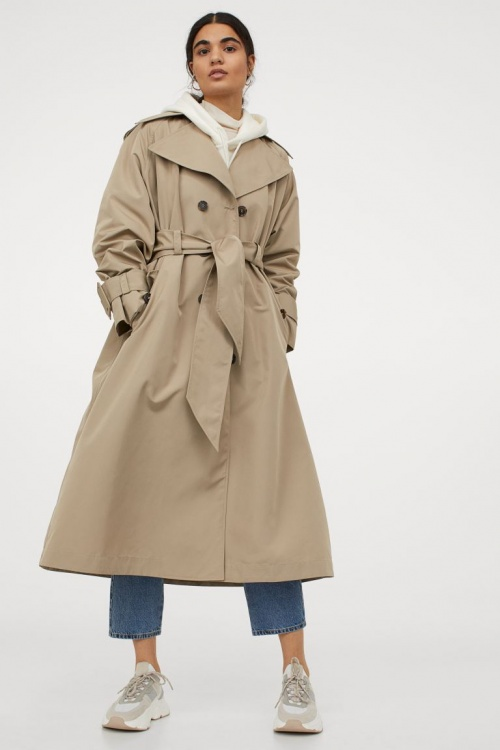 H&M - Trench coat oversize