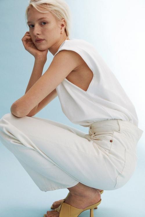 H&M - Jean large