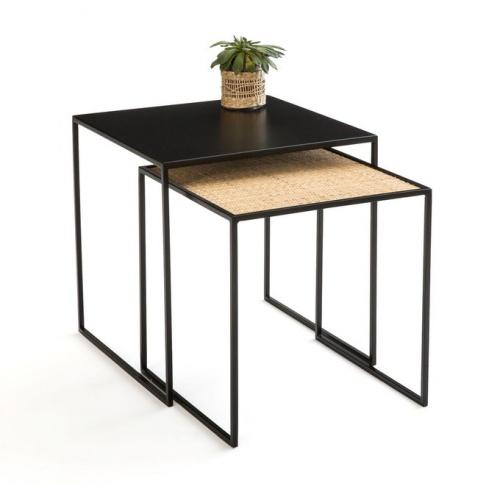 La Redoute Intérieurs - Lot de 2 tables basses