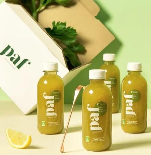 Paf - Cure de céleri pureté