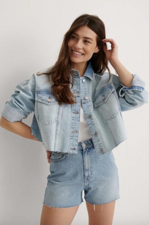 NAKD - Vest en jean