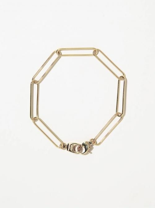 Ana Luise - Bracelet plaqué or
