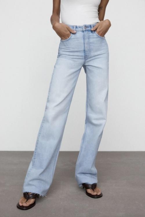 Zara - Jean large