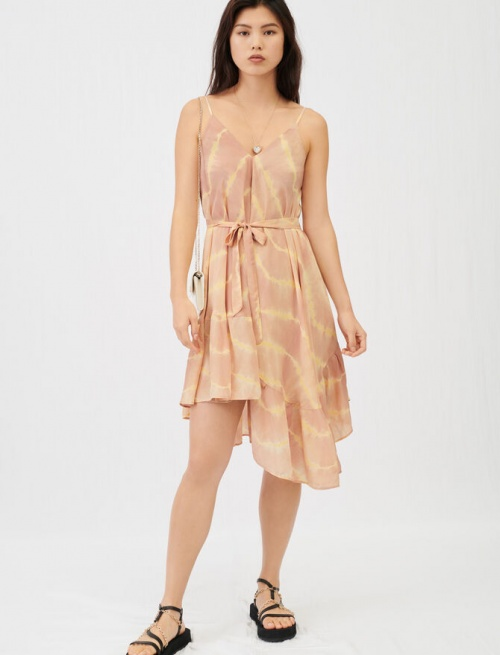 Maje - Robe Tie and Dye