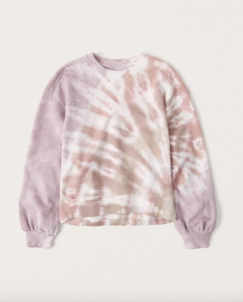 Abercrombie & Fitch - Sweat Tie and Dye
