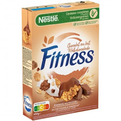 Fitness - Céréales au Chocolat au Lait