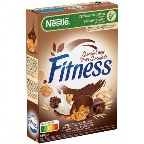 Fitness - Céréales au Chocolat Noir