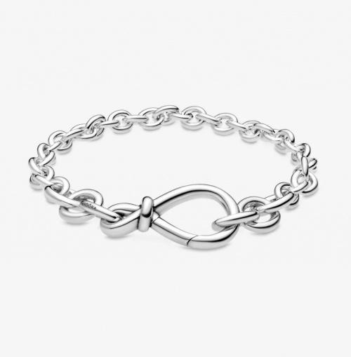 Pandora - Bracelet chaîne plaquée argent