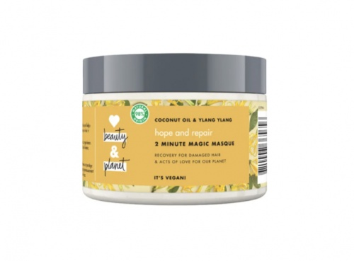 Love Beauty and Planet - Masque cheveux Oasis Réparatrice
