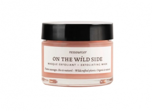 On The Wild Side - Masque visage exfoliant