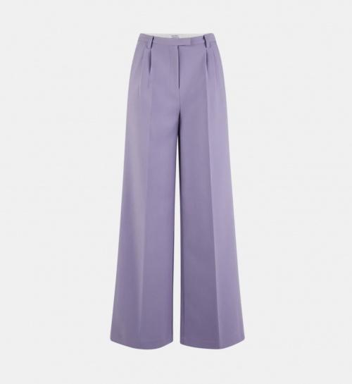 Galeries Lafayette - Pantalon de tailleur large