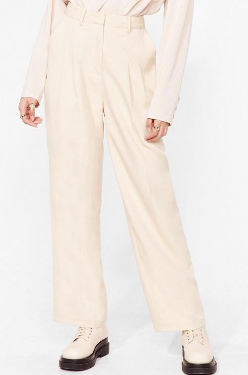 Nasty Gal - Pantalon droit