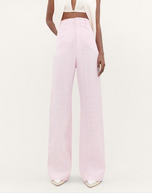 Jacquemus - Pantalon de tailleur évasé