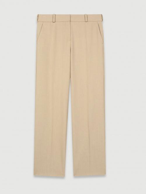 Maje - Pantalon droit