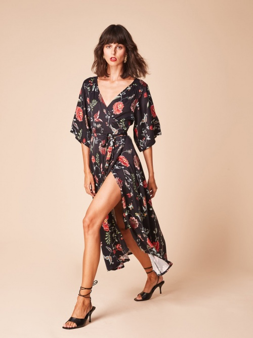 She is Rebel - Robe portefeuille