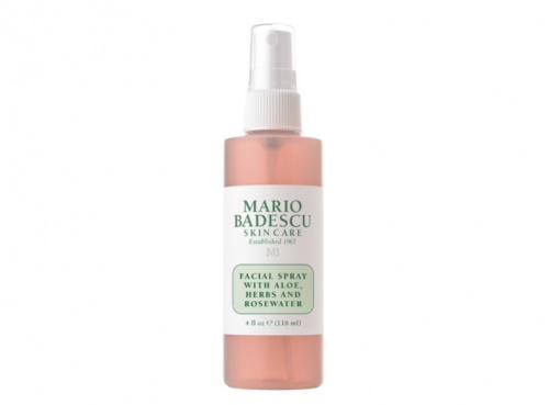 Mario Badescu - Spray Visage À L'Aloe Vera, Plantes Aromatiques Et Eau De Rose