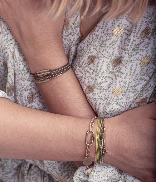 Zag Bijoux - Bracelet